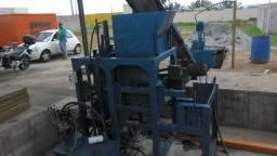 Maquina Para Fabricação De Blocos