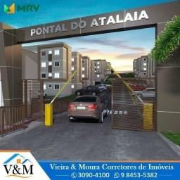Título do anúncio: REF.510 FVQ0609- Pontal do Atalaia (MRV) -Lançamento- Rio Doce ótima localização