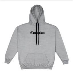 "Título do anúncio: Moletom ""Compton"", from Wanted."