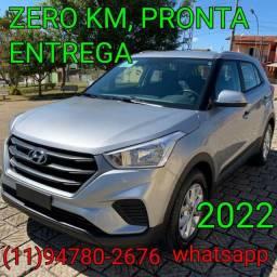 Título do anúncio: Hyundai Creta 1.6 16v Action Aut. 2022.