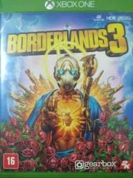 Bordelands 3 Xbox One