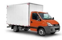 Caminhão baú de Forma Parcelada!!