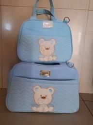 Título do anúncio: Bolsa para criança azul