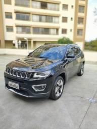 Título do anúncio: Jeep Compass Limited 2017
