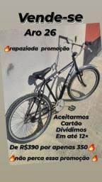 Bike aro 26 promoção  n percam essa n