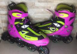 Patins Oxer Kit Completo