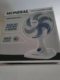 Ventilador semi novo 6 pás 120 reais