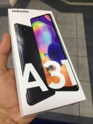 Samsung A31 caixa lacrada