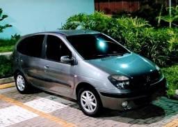 oportunidade Renault Scenic 1.6 16V 2005 Completo 58mil km,  manual
