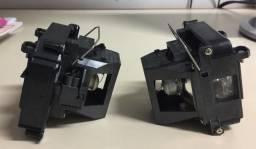 2 lampadas projetor Epson 3D em santa cruz do sul