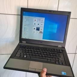 Notebook Dell intel core i5 com 500giga 4 de ram bateria dura 3hs