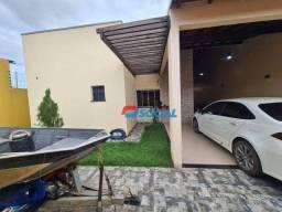 Casa com 2 dormitórios à venda, 190 m² por R$ 390.000,00 - Nova Floresta - Porto Velho/RO