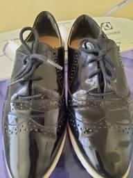 Título do anúncio: Sapato usado 1 vez