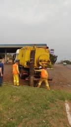 Ajudante caminhão hidrojato