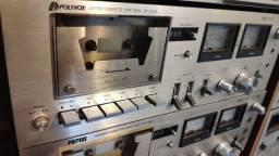 Tape deck Polyvox CP750D