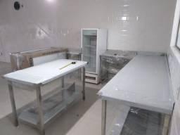 Cozinha Industrial Ideal Inox