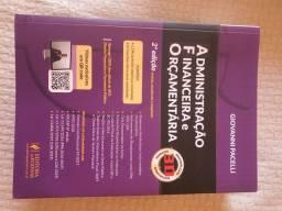 Livro de AFO 3d para concursos