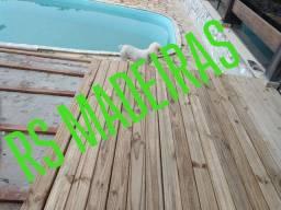 Deck pinus autoclavado