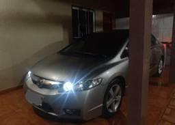 Honda Civic entrada 5.000 sem fiador (parcelado)