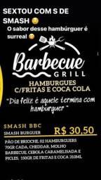 Promoção do melhor hambúrguer!!!!