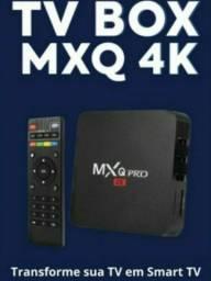 Tv Box MXQ 4k 5g 4gb de ram 64gb