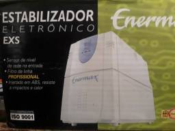 Estabilizador eletrônico Enermax
