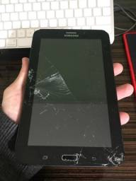 Tablet Samsung Tab E - Defeito
