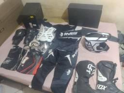 Título do anúncio: Roupa Motocross