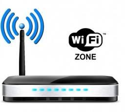 Título do anúncio: Promoção - Internet Wifi 100% Fibra Optica
