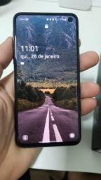 Galaxy S10e preto 128gb