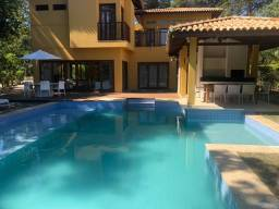 Casa Quintas Sauípe 400m² Duplex 4 suítes piscina Reg. Estrada do Coco / Praia do Forte