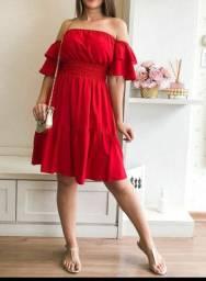 Vestido  Ciganinha elaxtex