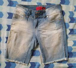 Bermuda jeans claro Caridon