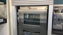 Forno turbo elétrico marca Panin mod. Discovery 4