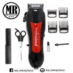 Máquina De Cortar Cabelo e parador de barba profissional Knup (fazemos entregas)