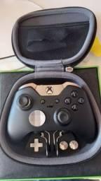 Título do anúncio: Xbox series S + Controle elite