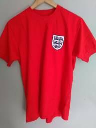 Camisa retrô Inglaterra (1966) - Ganem Sports