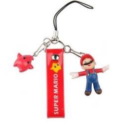 Chaveiros Super Mario