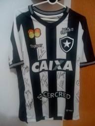 Camisa oficial do Botafogo Futebol e Regatas d33885a7d3a5f