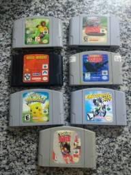 Jogos Nintendo 64 - promoção de natal