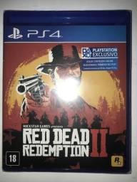 Red dead 2 PS4 ( LACRADO )