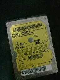 HD 320 GB de notebook