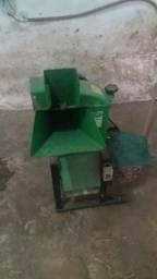 Forrageira e triturador trap trf300 com chave magnética