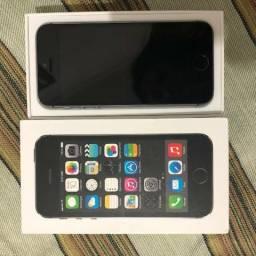 IPhone 5s Black 32G (usado)