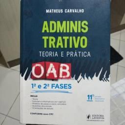 Prática Administrativa para OAB