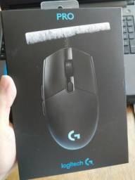 Mouse Gamer G Pro Gaming RGB 12.000 DPI - Logitech G