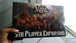 Blood Rage: 5th Player Expansion - Em ingês