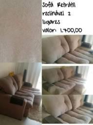 Vende-se sofá