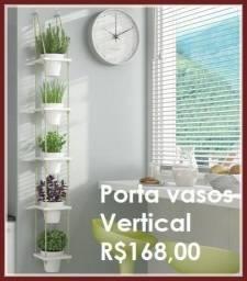 Porta vasos vertical