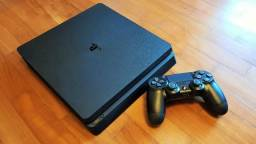 Playstation 4 Slim 500 GB Sony HDR + Uncharted 4
